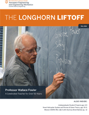 Longhorn Liftoff Cover Fall 2016