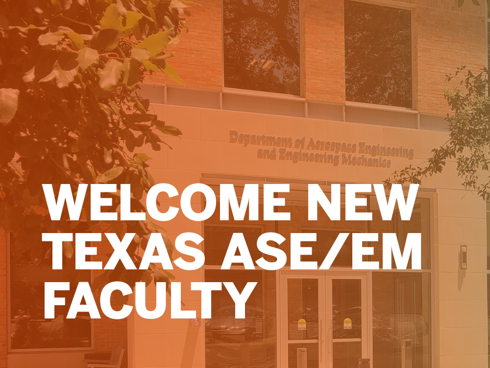 welcome new faculty banner