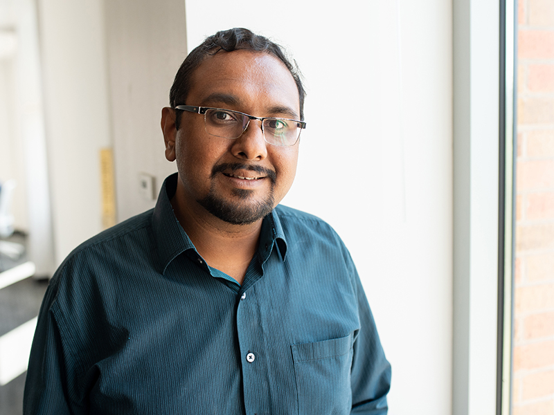 Photo of Suryanarayanan, Saikishan