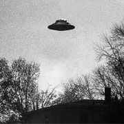 photo of a flying saucer