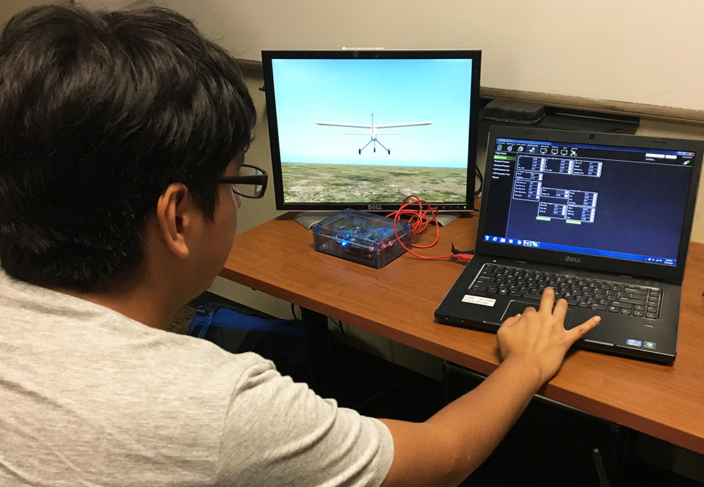 UAV Austin started off the season with the UAV Austin Training Camp, a three-week long educational program for our prospective members and any students interested in engineering.