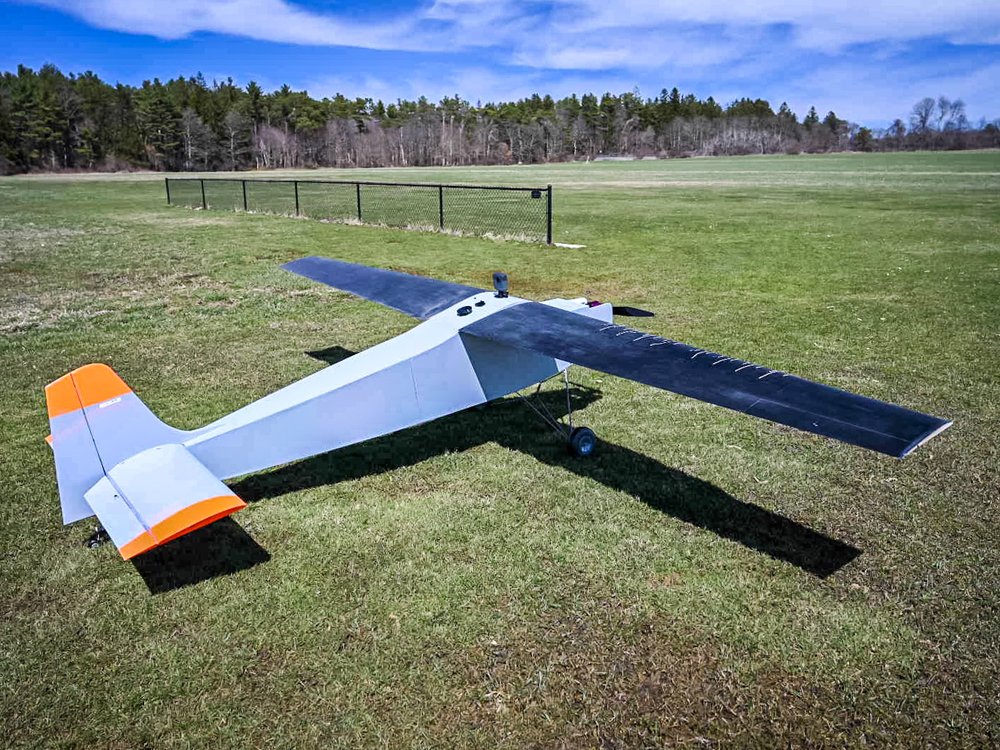 photo of self aware unmanned aerial vehicle